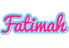Fatimah popstar logo