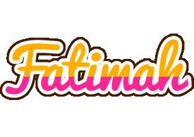 Fatimah smoothie logo