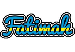 Fatimah sweden logo