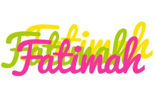 Fatimah sweets logo