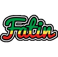 Fatin african logo