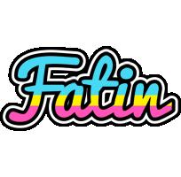 Fatin circus logo