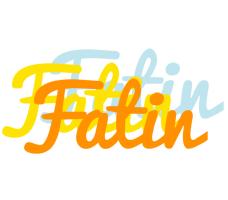 Fatin energy logo
