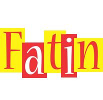 Fatin errors logo