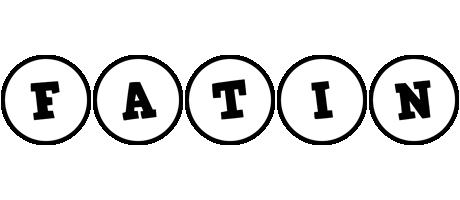 Fatin handy logo