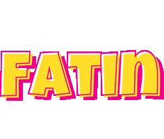 Fatin kaboom logo
