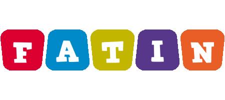 Fatin kiddo logo