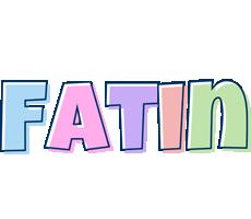 Fatin pastel logo