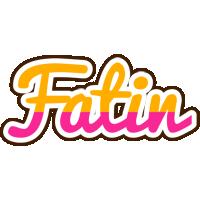Fatin smoothie logo