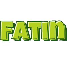Fatin summer logo