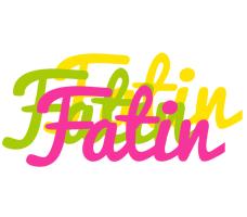 Fatin sweets logo