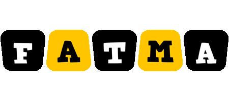 Fatma boots logo