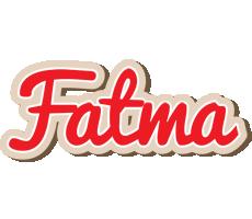 Fatma chocolate logo