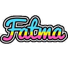 Fatma circus logo