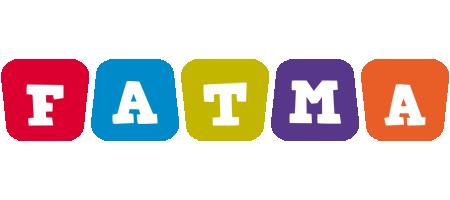 Fatma daycare logo