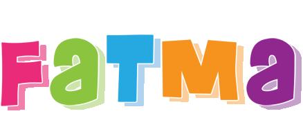 Fatma friday logo