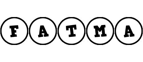 Fatma handy logo