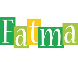 Fatma lemonade logo