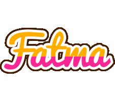 Fatma smoothie logo