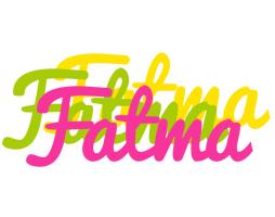 Fatma sweets logo