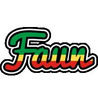 Faun african logo