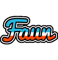 Faun america logo