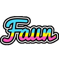 Faun circus logo
