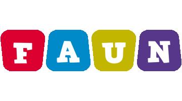 Faun daycare logo