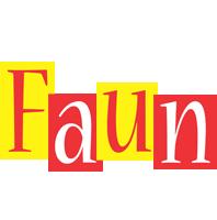 Faun errors logo