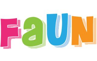 Faun friday logo