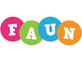 Faun friends logo