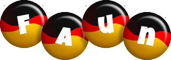 Faun german logo