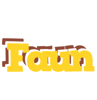 Faun hotcup logo