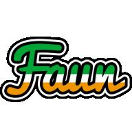 Faun ireland logo