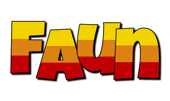 Faun jungle logo