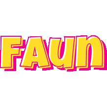 Faun kaboom logo