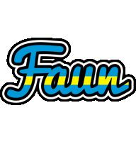 Faun sweden logo