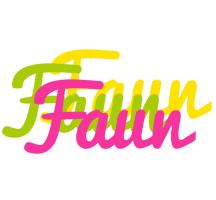 Faun sweets logo