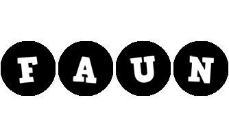 Faun tools logo