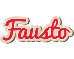 Fausto chocolate logo