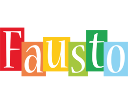 Fausto colors logo