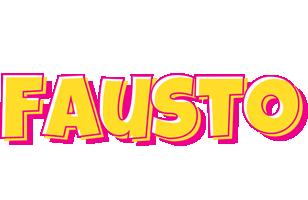 Fausto kaboom logo