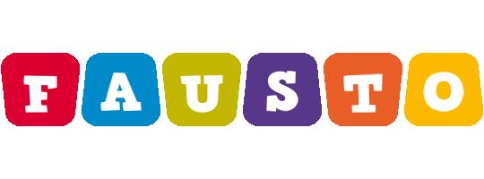 Fausto kiddo logo