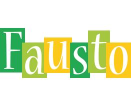 Fausto lemonade logo