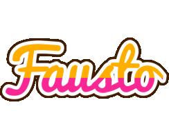 Fausto smoothie logo