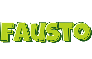 Fausto summer logo