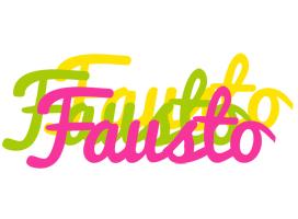 Fausto sweets logo