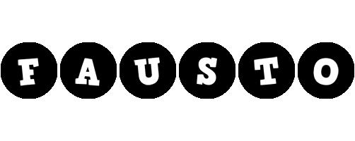 Fausto tools logo