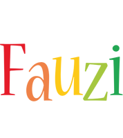 Fauzi birthday logo