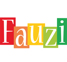 Fauzi colors logo